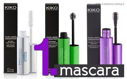 mascara, Kiko