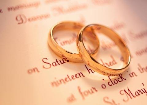 L'anello nuziale