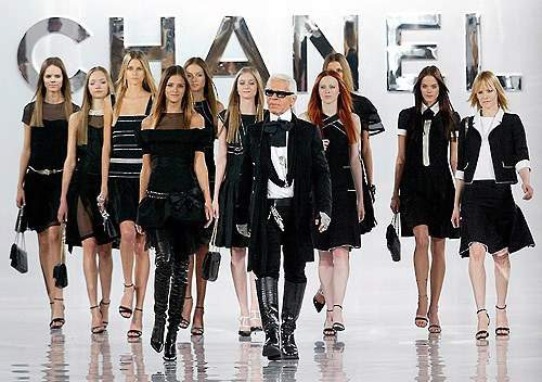 Kar Lagerfeld, Chanel